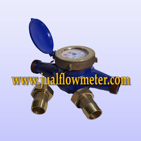 Jual Water Meter Amico 1 Inch, Amico LXSG 25E MM,Harga Water