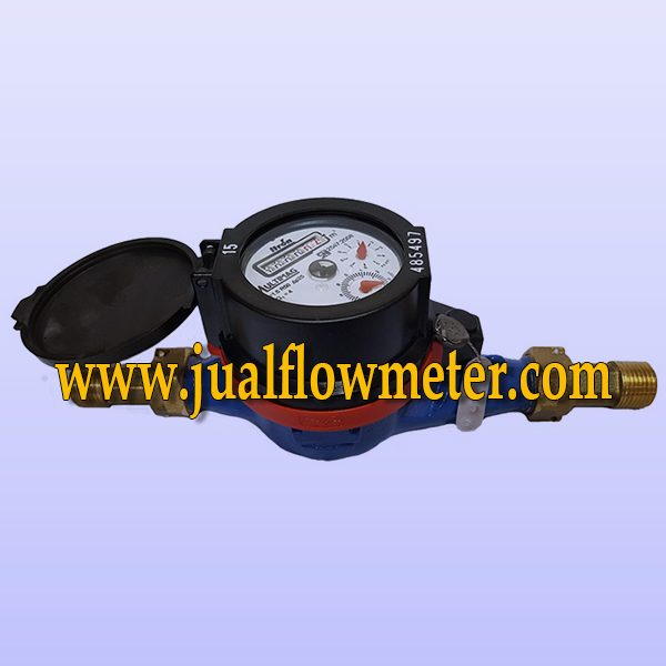 Water Meter itron 1/2 inch