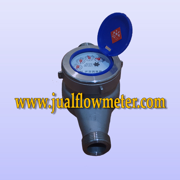 Water Meter stainless steell