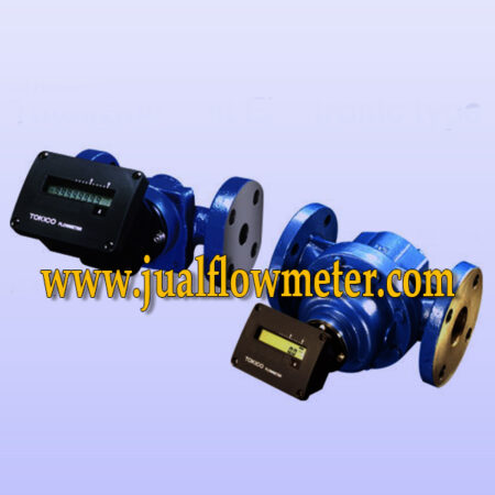 CCG OIL FLOWMETER TOKICO DIGITAL