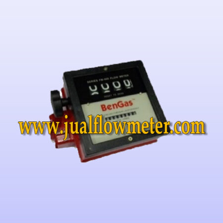 "Flow meter 2 inch 4 digit|FM-900 2"" Mechanical Flowmeter 