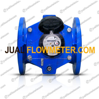 water meter itron 6 inch